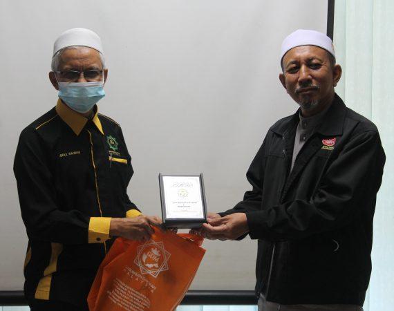 KUNJUNGAN HORMAT MAHABBAH GDM KEPADA ANGKATAN DAKWAH ANTARABANGSA MALAYSIA (ADAM)