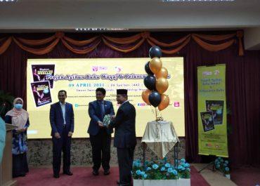 Majlis Projek Agihan Buku Waqaf kepada Pertubuhan Dakwah Terpilih